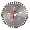 Diamanttrennscheibe 350 x 25,4 Turbo Devil, Turbosegmente