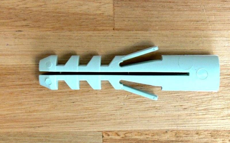 Nylondübel 10mm , Spreizdübel Kalm-NDK-10